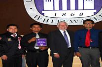 Chancellor's Award (Spring 13′)